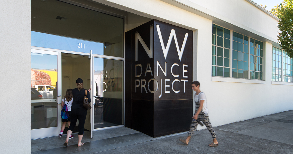 Northwest Dance Project Creative Center