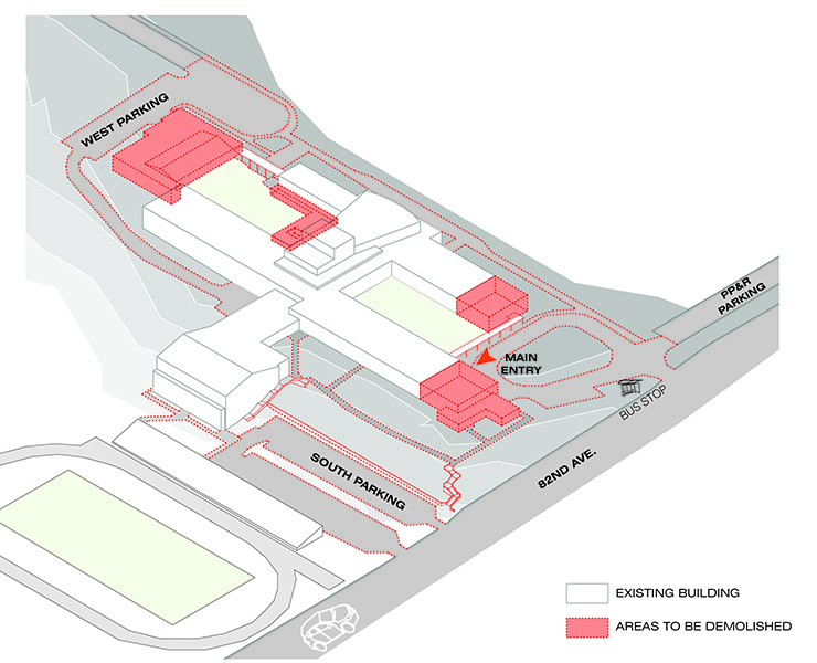 Madison High School Master Plan