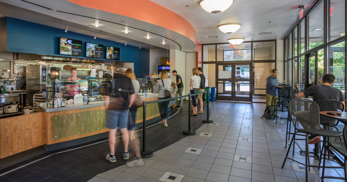 Memorial Union Renovation