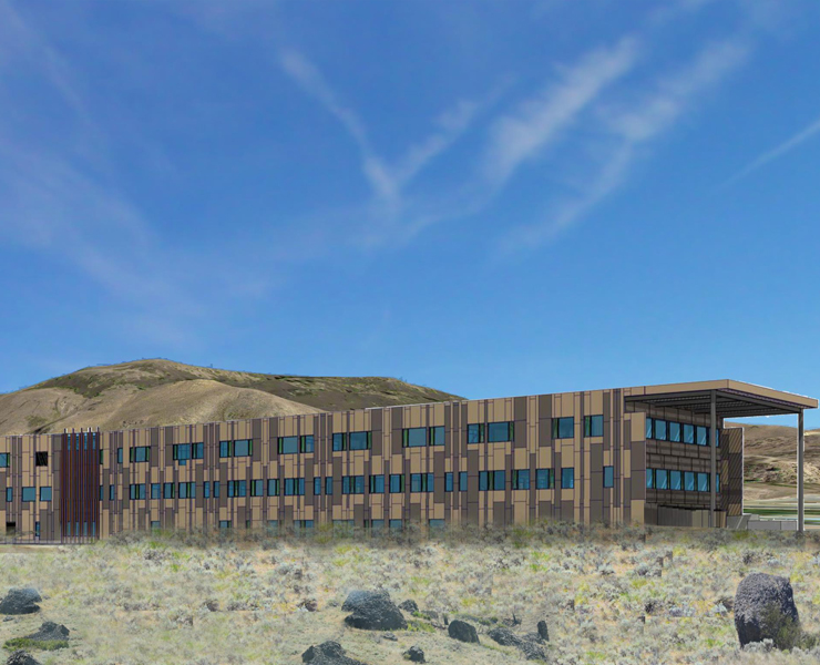 Colville Tribal Government Center