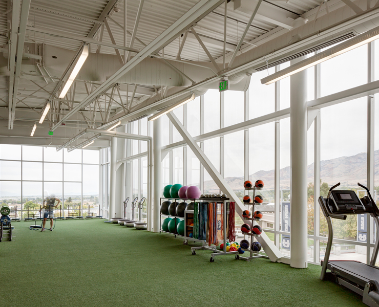 Athletic Strength and Conditioning Center