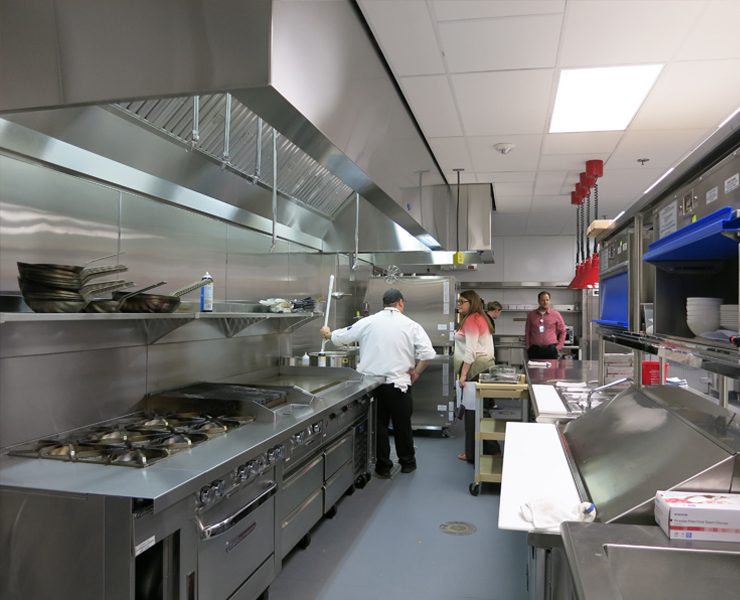 Facility Condition Assessment | Kitchen and Dining Master Plan