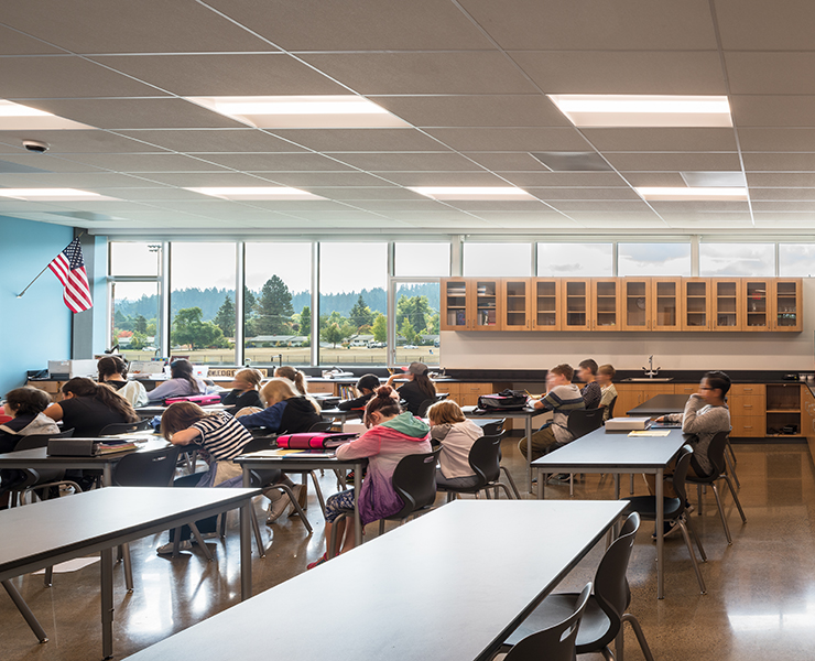 Jefferson Middle School Renovation and Addition