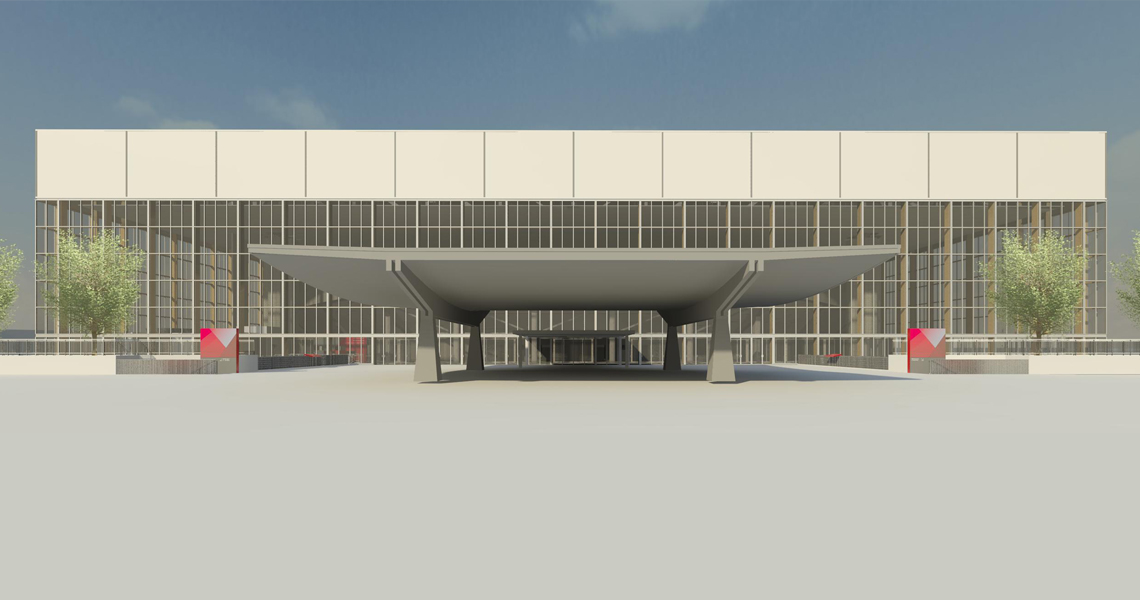 Veterans Memorial Coliseum Renovation