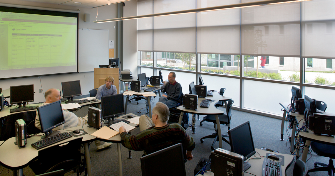 Technology Classroom Building