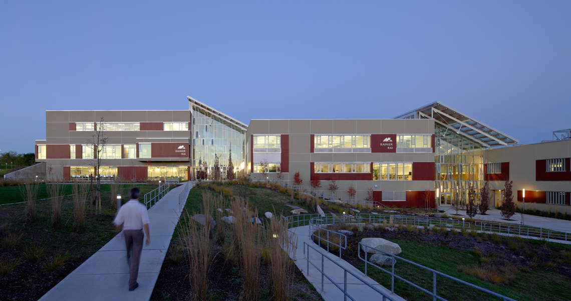 Rainier Science and Technology Building
