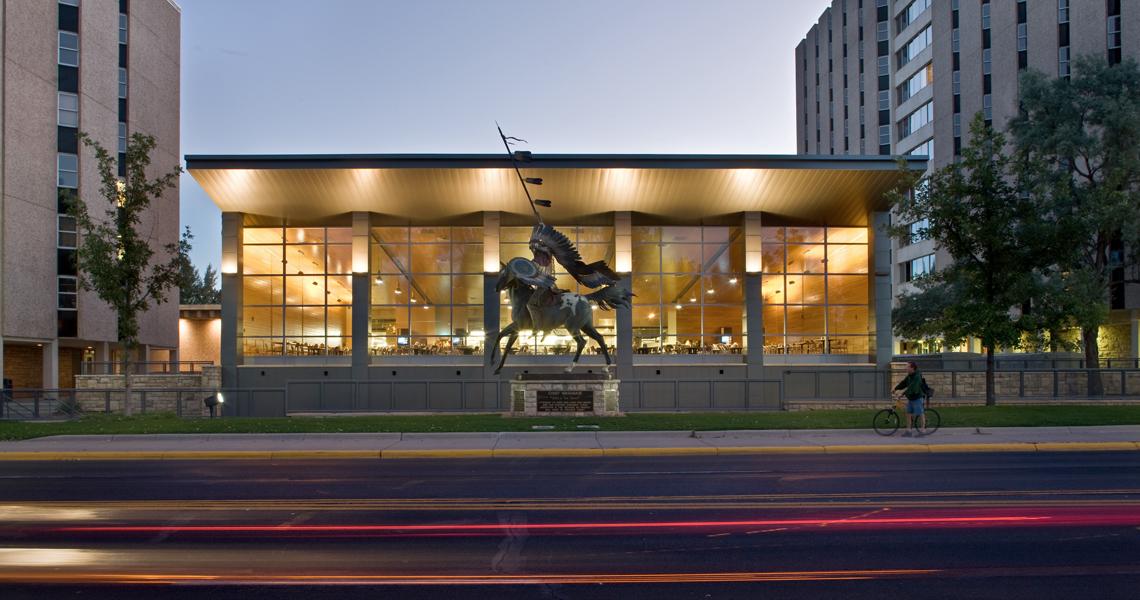 Washakie Center
