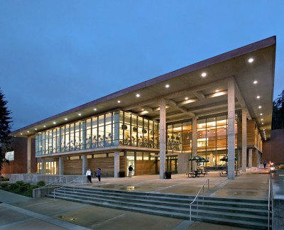 Wade King Student Recreation Center, Western Washington University