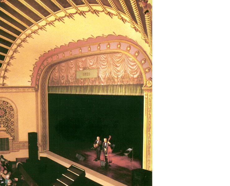 Columbia Theatre Study